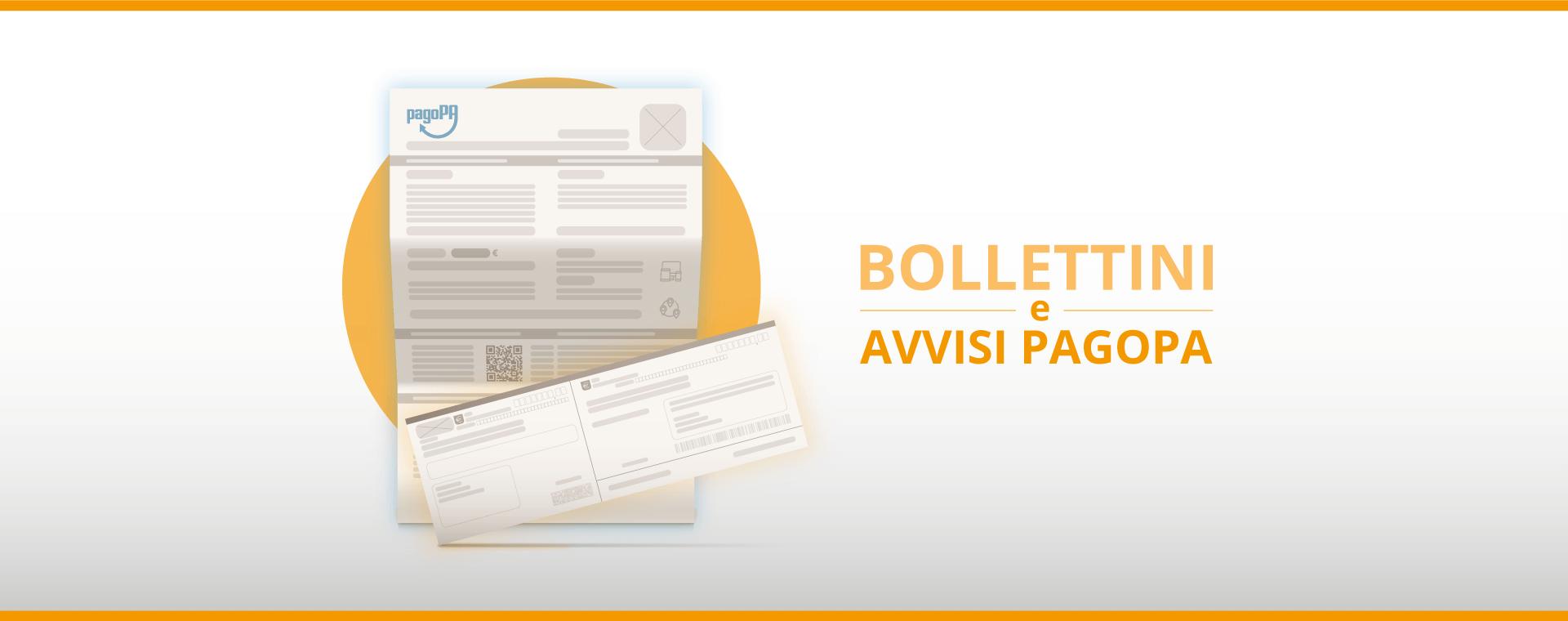 Pagamento Bollettini Postali